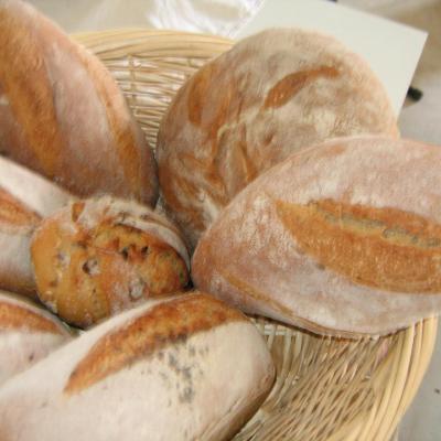 les bons et beaux pains de Cécile et Christophe