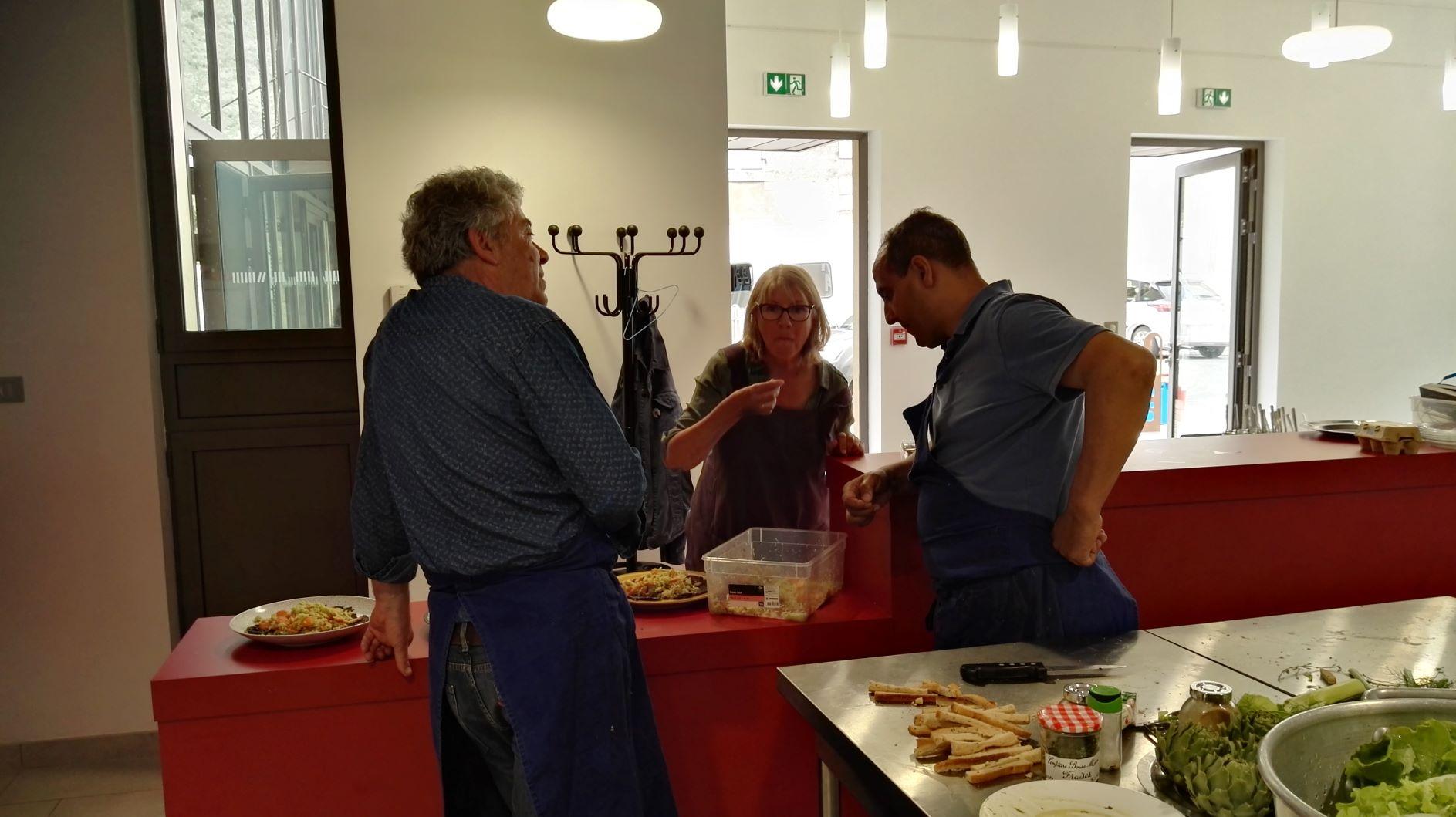 atelier cuisine 6 du 4/06/2019