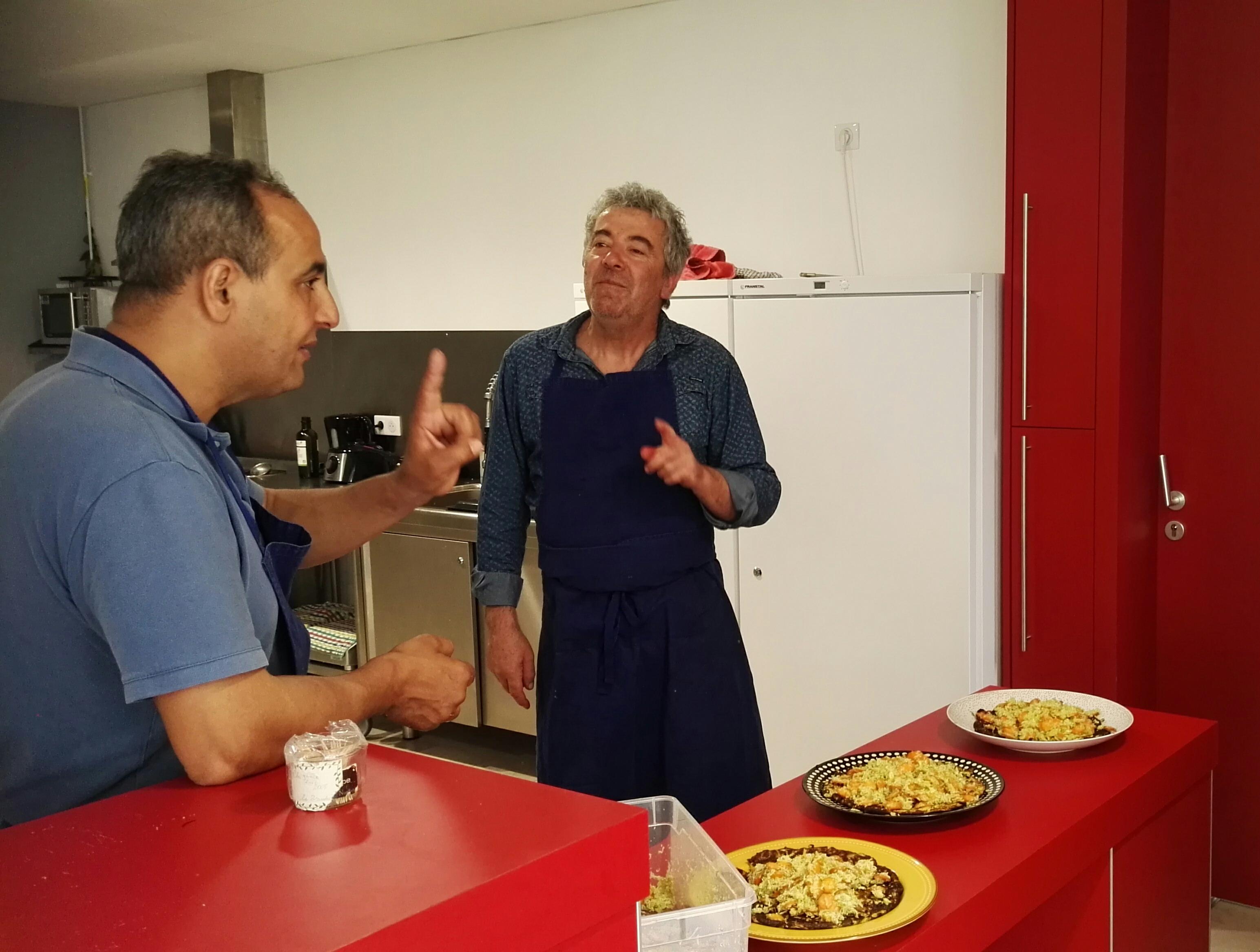 atelier cuisine 1 du 4/06/2019