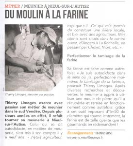 Thierry farine